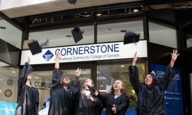 Cornerstone International Community College of Canada(CICCC)|コーナーストーン