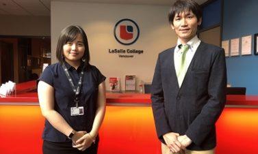 LaSalle College 視察レポート