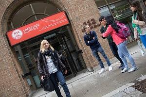 ILSC トロント校への留学無料サポート