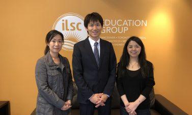 ILSCバンクーバー校への視察レポート