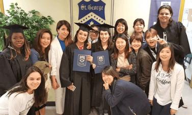 St. George International College (SGIC) Vancouver|セント・ジョージ・インターナショナル・カレッジ・バンクーバー校