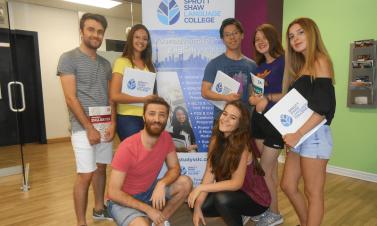 Sprott Shaw Language College, Toronto (SSLC)|スプロット・ショウ・ランゲージ・カレッジ・トロント