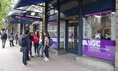 VGC International College|VGC・インターナショナル・カレッジ