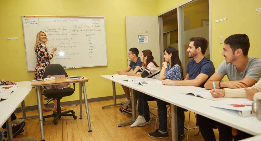 English School of Canada|イングリッシュスクールオブカナダ