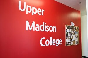 UMC Upper Madison College モントリオール留学